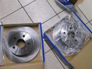 оригинальные тормозные диски